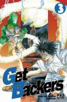 Get Backers (manga) volume / tome 3