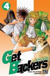 Get Backers (manga) volume / tome 4