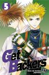 Get Backers (manga) volume / tome 5