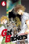 Get Backers (manga) volume / tome 6