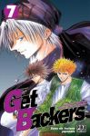 Get Backers (manga) volume / tome 7
