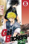 Get Backers (manga) volume / tome 8
