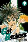 Get Backers (manga) volume / tome 9