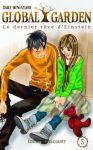 Global Garden - Le dernier rêve d'Einstein (manga) volume / tome 5