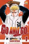 GO ANd GO (manga) volume / tome 1