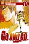 GO ANd GO (manga) volume / tome 10