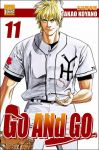 GO ANd GO (manga) volume / tome 11