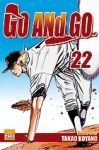 GO ANd GO (manga) volume / tome 22