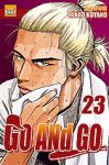 GO ANd GO (manga) volume / tome 23