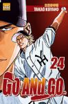 GO ANd GO (manga) volume / tome 24