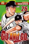 GO ANd GO (manga) volume / tome 26
