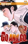 GO ANd GO (manga) volume / tome 3
