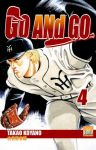 GO ANd GO (manga) volume / tome 4