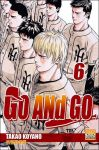 GO ANd GO (manga) volume / tome 6