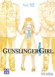 Gunslinger Girl (manga) volume / tome 12