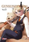 Gunslinger Girl (manga) volume / tome 3