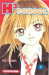 H3 School (manga) volume / tome 1