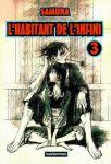 Habitant de l'Infini (manga) volume / tome 3