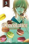 Heartbroken Chocolatier (manga) volume / tome 3