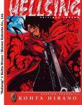 Hellsing (manga) volume / tome 4