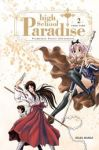 High School Paradise (manga) volume / tome 2