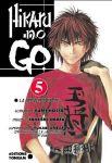 Hikaru no Go (manga) volume / tome 5