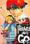 Hikaru no Go (manga) volume / tome 9