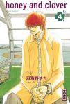 Honey and Clover (manga) volume / tome 4
