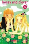 Honey and Clover (manga) volume / tome 6