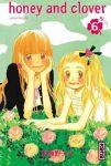 Honey and Clover (manga) volume / tome 6