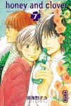 Honey and Clover (manga) volume / tome 7