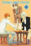 Honey and Clover (manga) volume / tome 9
