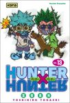 Hunter x hunter (manga) volume / tome 13