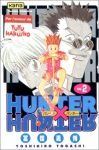 Hunter x hunter (manga) volume / tome 2