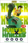 Hunter x hunter (manga) volume / tome 3