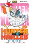 Hunter x hunter (manga) volume / tome 4