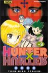 Hunter x hunter (manga) volume / tome 9