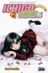 Ichigo 100% (manga) volume / tome 2