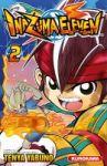 Inazuma Eleven (manga) volume / tome 2