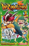 Inazuma Eleven (manga) volume / tome 3