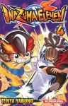 Inazuma Eleven (manga) volume / tome 4
