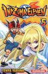 Inazuma Eleven (manga) volume / tome 5