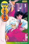 Inu Yasha (manga) volume / tome 3