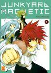 Junkyard Magnetic (manga) volume / tome 1