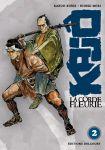 Kajô - La Corde Fleurie (manga) volume / tome 2