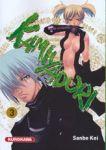 Kamiyadori (manga) volume / tome 3