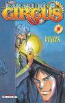 Karakuri Circus (manga) volume / tome 8
