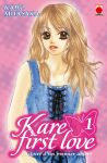 Kare First Love (manga) volume / tome 1