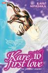 Kare First Love (manga) volume / tome 10