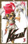 Kazan (manga) volume / tome 3